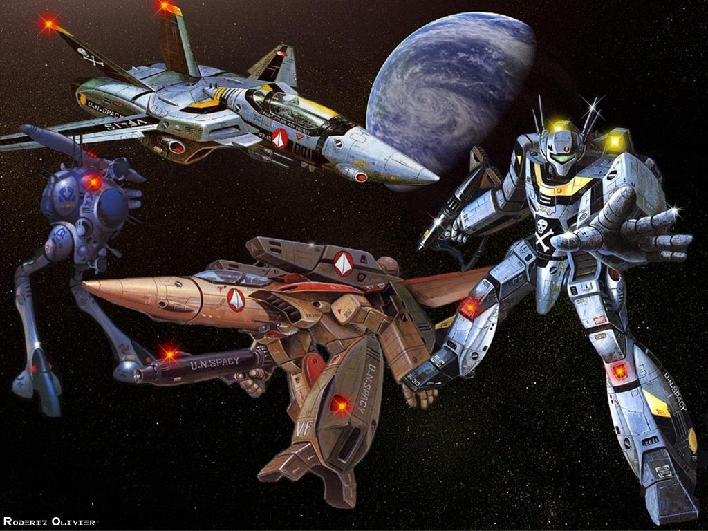 Robotech: The Macross Saga, Vols. 1-3 (Genesis / Battle Cry / Homecoming) by Jac